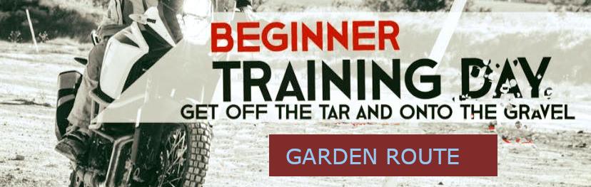 At The Beginning (Beginner Training) – Garden Route